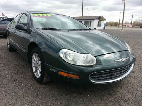 2000 Chrysler Concorde for sale at Sand Mountain Motors in Fallon NV