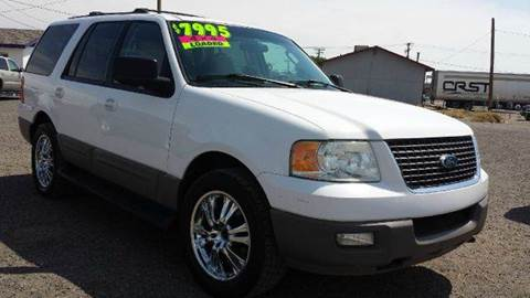 2003 Ford Expedition for sale at Sand Mountain Motors in Fallon NV
