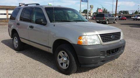 2004 Ford Explorer for sale at Sand Mountain Motors in Fallon NV