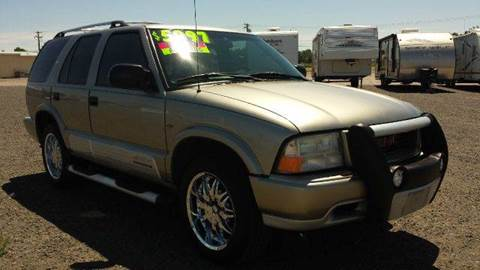 2000 GMC Jimmy for sale at Sand Mountain Motors in Fallon NV