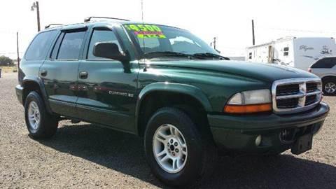2001 Dodge Durango for sale at Sand Mountain Motors in Fallon NV