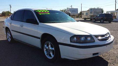2004 Chevrolet Impala for sale at Sand Mountain Motors in Fallon NV