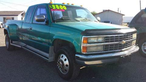 1992 Chevrolet C/K 3500 Series for sale at Sand Mountain Motors in Fallon NV
