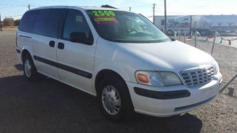 1998 Chevrolet Venture for sale at Sand Mountain Motors in Fallon NV