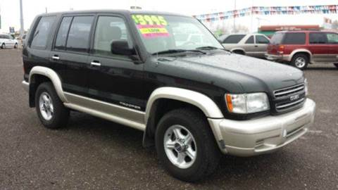 2001 Isuzu Trooper for sale at Sand Mountain Motors in Fallon NV