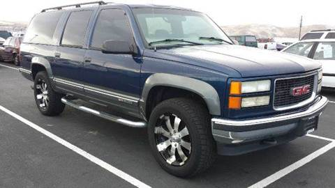 1999 GMC Suburban for sale at Sand Mountain Motors in Fallon NV