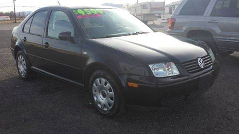 2003 Volkswagen Jetta for sale at Sand Mountain Motors in Fallon NV