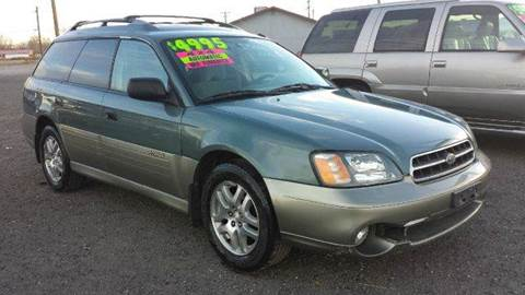 2001 Subaru Legacy for sale at Sand Mountain Motors in Fallon NV
