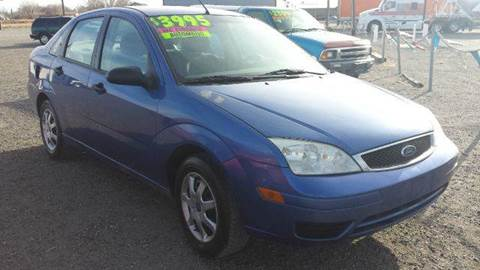 2005 Ford Focus for sale at Sand Mountain Motors in Fallon NV