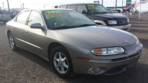2001 Oldsmobile Aurora for sale at Sand Mountain Motors in Fallon NV
