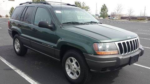 2001 Jeep Grand Cherokee for sale at Sand Mountain Motors in Fallon NV