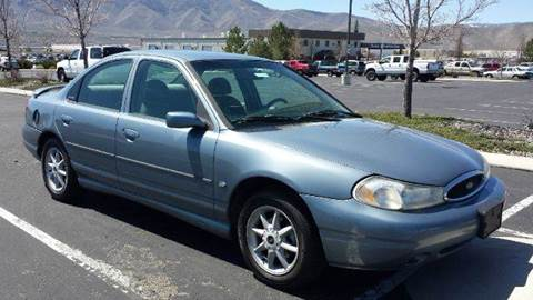 1999 Ford Contour for sale at Sand Mountain Motors in Fallon NV
