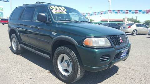 2000 Mitsubishi Montero Sport for sale at Sand Mountain Motors in Fallon NV