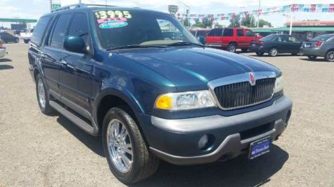 1998 Lincoln Navigator for sale at Sand Mountain Motors in Fallon NV