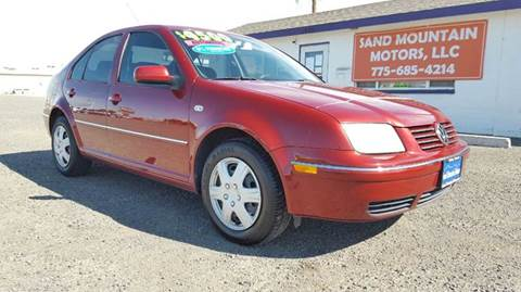 2004 Volkswagen Jetta for sale at Sand Mountain Motors in Fallon NV