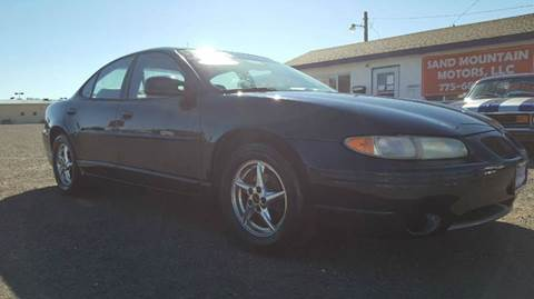 2002 Pontiac Grand Prix for sale at Sand Mountain Motors in Fallon NV