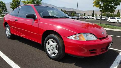 2000 Chevrolet Cavalier for sale at Sand Mountain Motors in Fallon NV