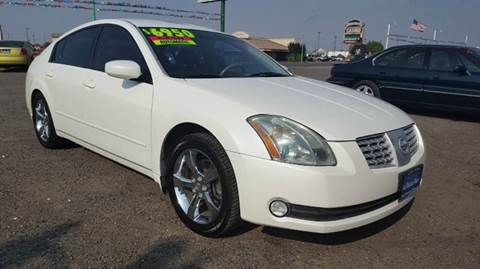 2005 Nissan Maxima for sale at Sand Mountain Motors in Fallon NV