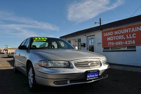 2004 Buick Regal for sale at Sand Mountain Motors in Fallon NV
