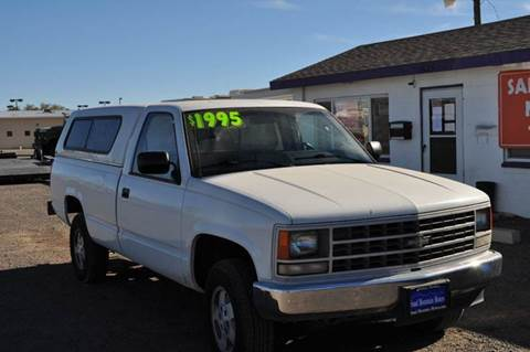 1989 Chevrolet C/K 2500 Series for sale at Sand Mountain Motors in Fallon NV