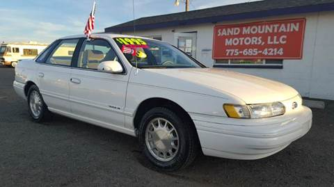 1995 Ford Taurus for sale at Sand Mountain Motors in Fallon NV