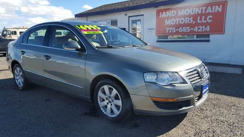 2006 Volkswagen Passat for sale at Sand Mountain Motors in Fallon NV
