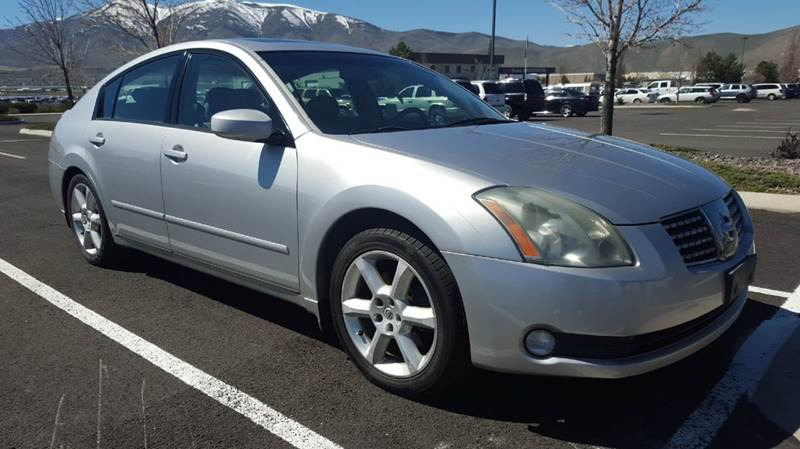 2005 Nissan Maxima 3 5 SL 4dr Sedan In Fallon NV - Sand