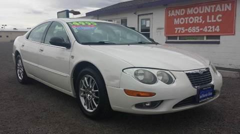 2002 Chrysler 300M for sale at Sand Mountain Motors in Fallon NV