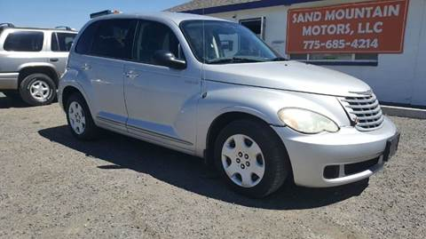 2006 Chrysler PT Cruiser for sale at Sand Mountain Motors in Fallon NV