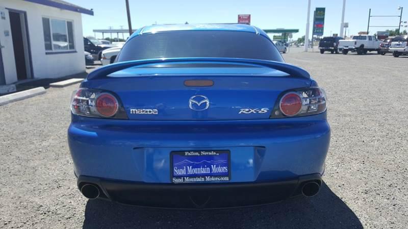 2005 Mazda Rx-8 Base 4dr Coupe In Fallon NV - Sand Mountain