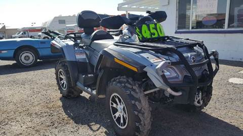2007 Can-Am Outlander™ MAX for sale at Sand Mountain Motors in Fallon NV