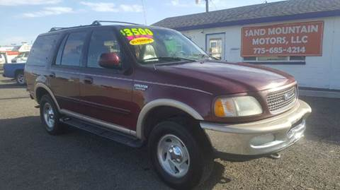 1997 Ford Expedition for sale at Sand Mountain Motors in Fallon NV