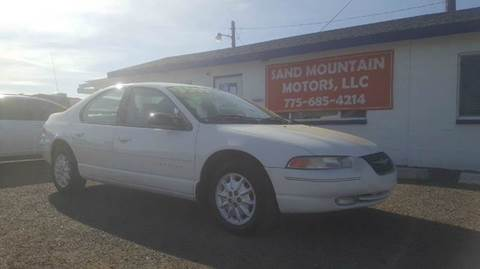 2000 Chrysler Cirrus for sale at Sand Mountain Motors in Fallon NV
