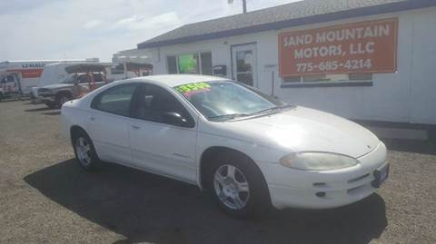 2000 Dodge Intrepid for sale at Sand Mountain Motors in Fallon NV
