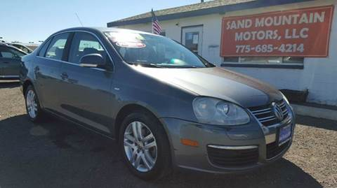2007 Volkswagen Jetta for sale at Sand Mountain Motors in Fallon NV