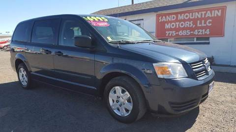 2008 Dodge Grand Caravan for sale at Sand Mountain Motors in Fallon NV