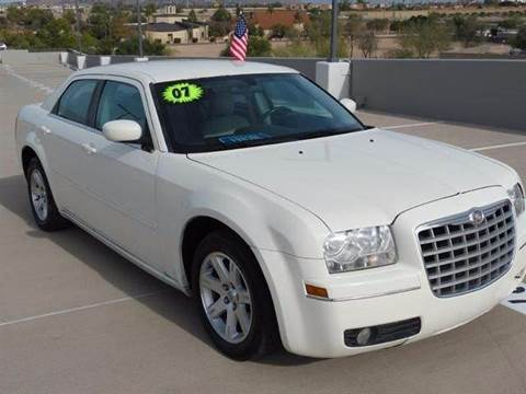 2007 Chrysler 300 for sale at Sand Mountain Motors in Fallon NV