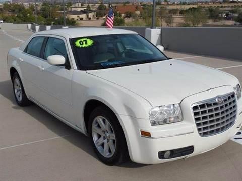2007 Chrysler 300 for sale at Sand Mountain Motors in Fallon NV