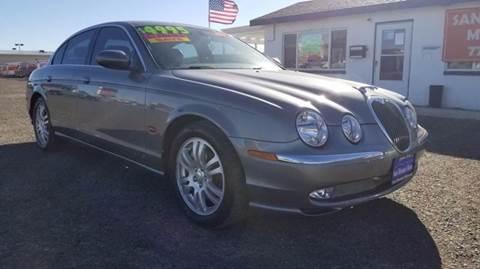 2003 Jaguar S-Type for sale at Sand Mountain Motors in Fallon NV