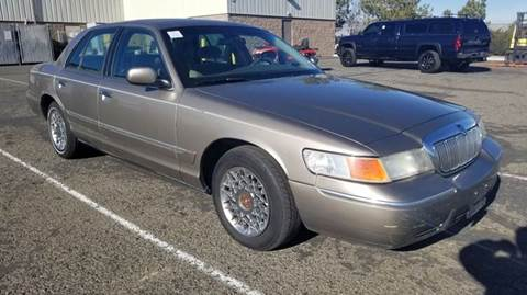 2001 Mercury Grand Marquis for sale at Sand Mountain Motors in Fallon NV