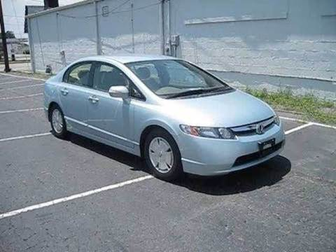2007 Honda Civic for sale at Sand Mountain Motors in Fallon NV