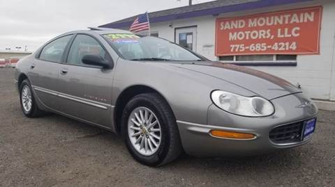 1999 Chrysler Concorde for sale at Sand Mountain Motors in Fallon NV