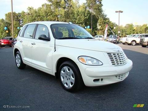 2005 Chrysler PT Cruiser for sale at Sand Mountain Motors in Fallon NV