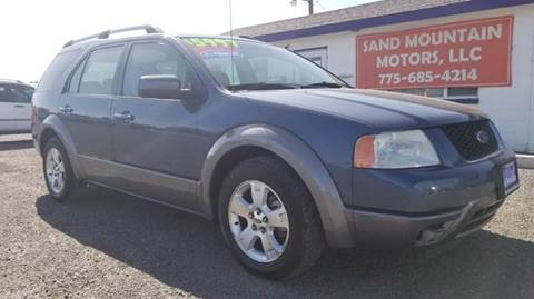 2005 Ford Freestyle for sale at Sand Mountain Motors in Fallon NV
