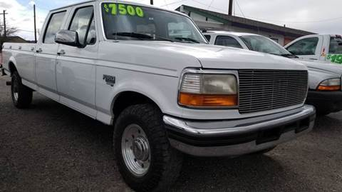 1997 Ford F-350 for sale at Sand Mountain Motors in Fallon NV