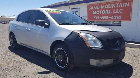 2009 Nissan Sentra for sale at Sand Mountain Motors in Fallon NV