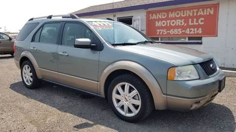 2006 Ford Freestyle for sale at Sand Mountain Motors in Fallon NV