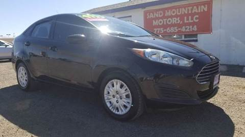 2014 Ford Fiesta for sale at Sand Mountain Motors in Fallon NV