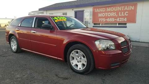 2005 Dodge Magnum for sale at Sand Mountain Motors in Fallon NV
