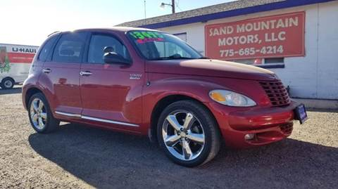 2003 Chrysler PT Cruiser for sale at Sand Mountain Motors in Fallon NV